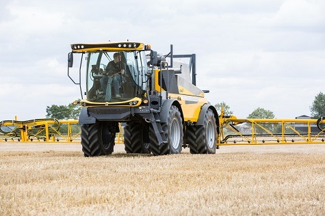 Chafer crop sprayer