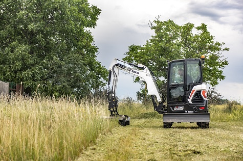 Bobcat has made changes to its dealer network in south-west England