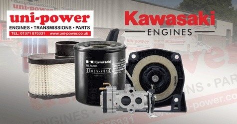 Uni-power are proud to announce the Kawasaki Top 100 Autumn Parts Offer
